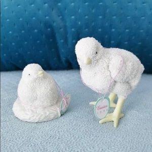 🐣 Department 56 - 1994-95 Easter Chicks